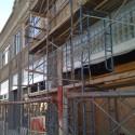 Construction underway on the Healing Center