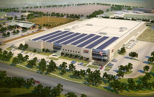 Crescent Growth Capital San Antonio Food Bank San Antonio TX