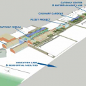A rendering of the envisioned NOCCA Gateway Project
