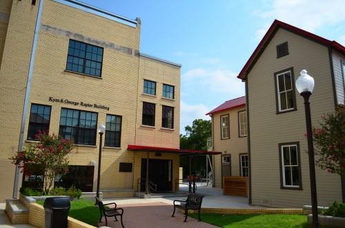 Healy-Murphy Courtyard