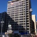 1111 Gravier, Under Construction: Rampart View (10/6/15)