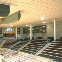 Arena interior, prior to rehabilitation