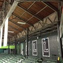 Rehabilitated arena