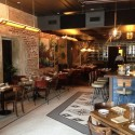 The reopened restaurant, Compere Lapin, has received considerable favorable notice