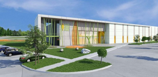 North Texas Food Bank Rendering 1
