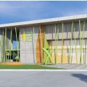 North Texas Food Bank Rendering 2