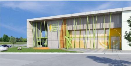 North Texas Food Bank Rendering 2